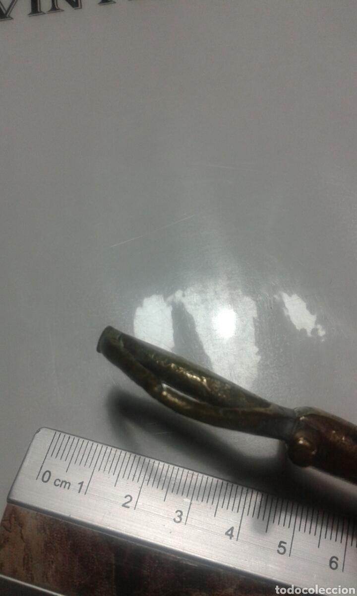 Militaria: Espada taurina en bronce. - Foto 2 - 112741780