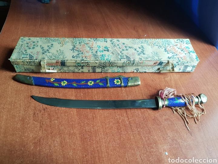 Militaria: antigua espada - Foto 2 - 112776592