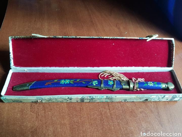 Militaria: antigua espada - Foto 3 - 112776592