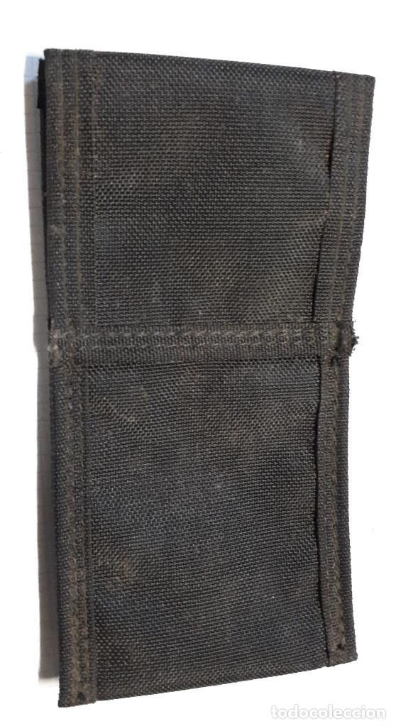 Militaria: Funda de navaja Kershaw, 14 cm de longitud total - Foto 2 - 140177694
