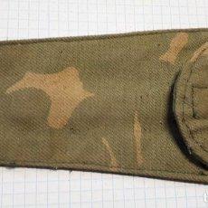 Militaria: FUNDA DE NAVAJA, 11 CM DE LONGITUD TOTAL. Lote 140177870