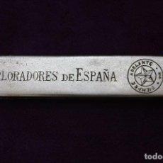 Militaria: EXPLORADORES DE ESPAÑA-CACHAS DE NAVAJA-BOY SCOUT ESPAÑA. Lote 147546650