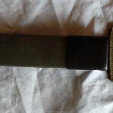 Militaria: VAINA BAYONETA CETME. Lote 155623174