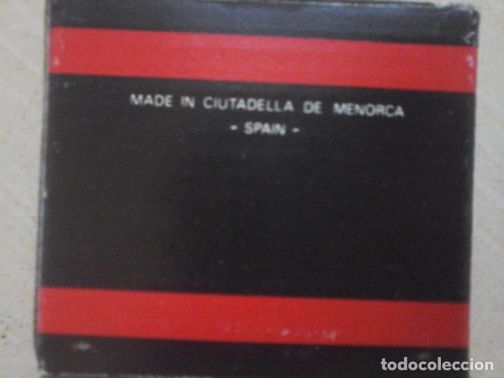 Militaria: SOPORTES PARED PARA ESPADA O ARMA CON FORMA FLOR DE LIS-MARCA DENIX-MENORCA-PLATEADOS-ALTA CALIDAD - Foto 13 - 178560476