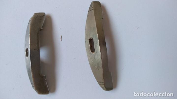Militaria: cruz y pomo para daga de SS con iniciales del fundidor - Foto 2 - 173860714