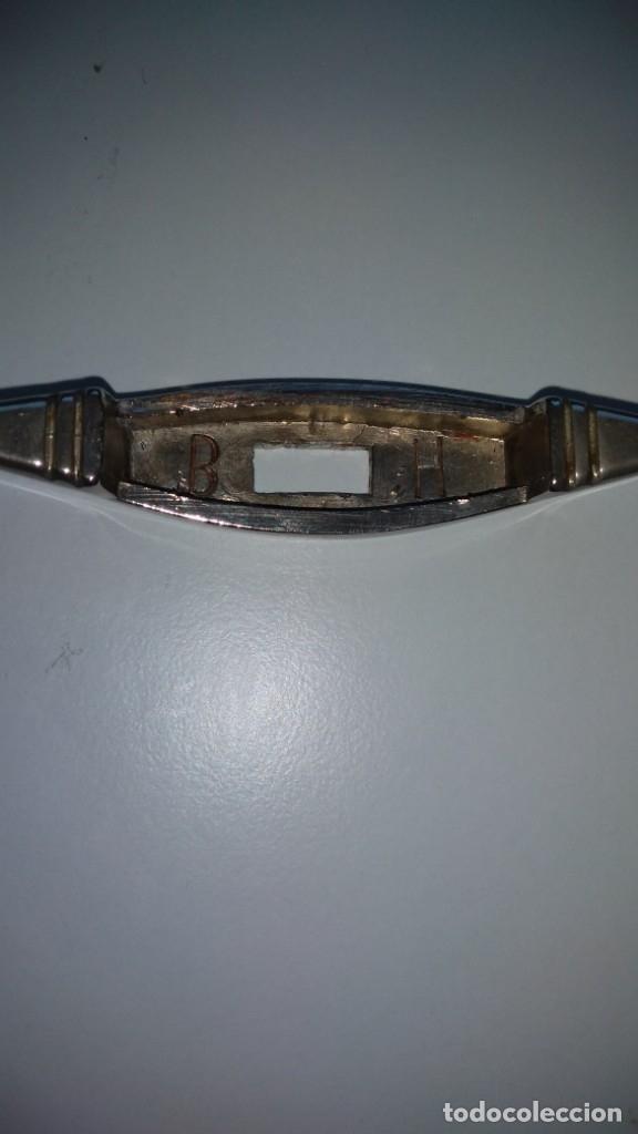 Militaria: cruz y pomo para daga de SS con iniciales del fundidor - Foto 3 - 173860714