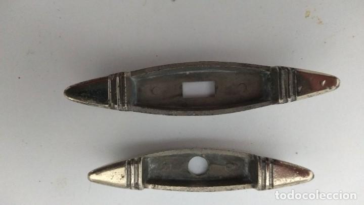 Militaria: Alemania 2a guerra, pomo y cruz de daga de SA - Foto 2 - 189216947
