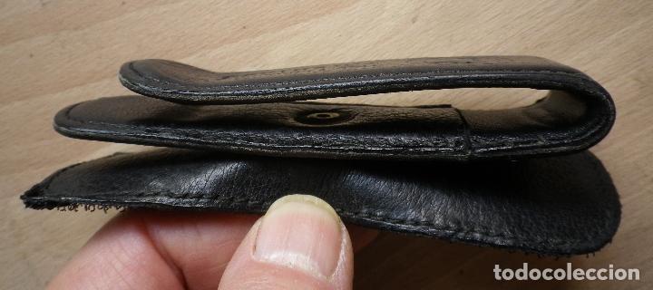 Militaria: Grapa de cinturón para confeccionar funda de cuchillo , machete... - Foto 2 - 203790126