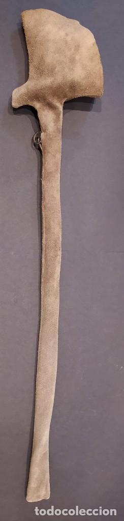FUNDA PARA SABLE DE OFICIAL DE INFANTERIA MOD. 1887 EN PIEL (Militar - Complementos Para Armas Blancas)