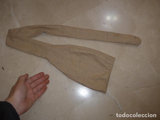 * ANTIGUA FUNDA DE TELA DE ESPADA O SABLE, ORIGINAL. ZX (Militar - Complementos Para Armas Blancas)