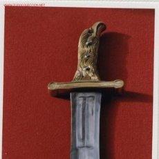 Militaria: ESPADA DE ARTILLERO EPOCA NAPOLEONICA (RÉPLICA) SWORD OF ARTILLERYMAN EPOCA NAPOLEONICA (RETORT) . Lote 26737023