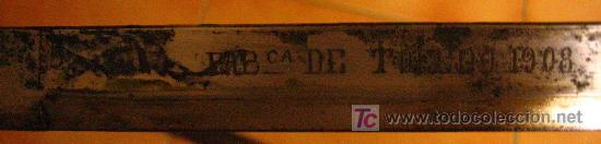 Militaria: Sable mod. 1882 de oficial General - Foto 3 - 18523709