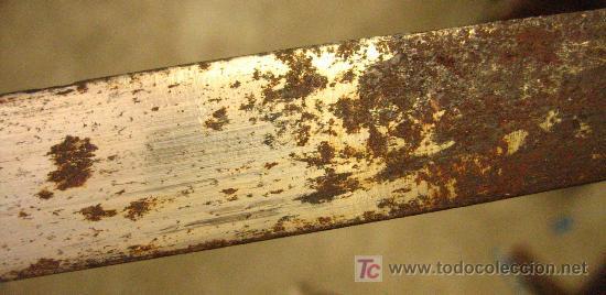 Militaria: Sable 1895 para tropa de institutos montados - Foto 9 - 23272788