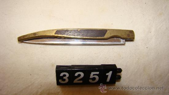 NAVAJA (Militar - Armas Blancas Originales de Fabricación Posterior a 1945)