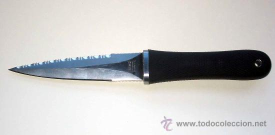 El mejor cuchillo de combate que has visto jam comprar for Coleccion cuchillos el mundo