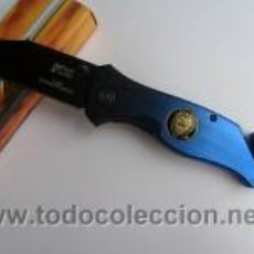 Militaria: NAVAJA DE RESCATE VEHICULOS SINIESTRADOS, POLICE MTECH KNIFE RESCUE MTECH NEW MX 8029 XT U.S.A.. Lote 26303440