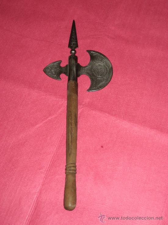 HACHA MEDIEVAL (Militar - Armas Blancas, Reproducciones y Piezas Decorativas)