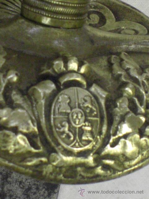 ESPADA ESPAÑOLA. INFANTERÍA. 1875. TOLEDO. (Militar - Armas Blancas Originales Fabricadas entre 1851 y 1945)