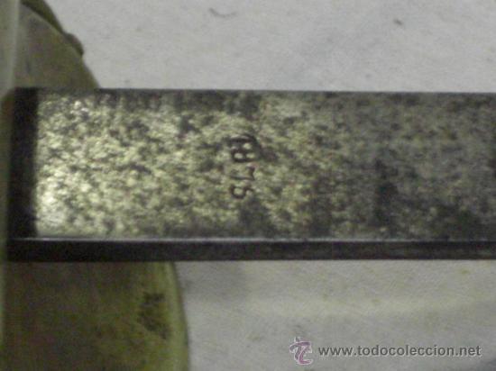 Militaria: Espada española. Infantería. 1875. Toledo. - Foto 9 - 27590445