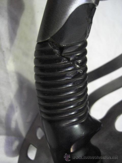 Militaria: Espada fabricacion Francesa,para el ejercito de Chile. - Foto 8 - 26554976