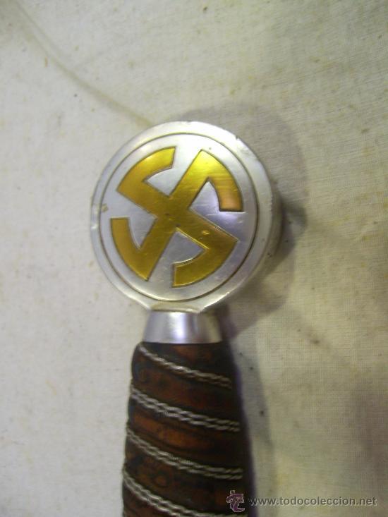 Militaria: Alemania. III Reich. Espada Alemana de Oficial de la Luftwafe. - Foto 4 - 27365099
