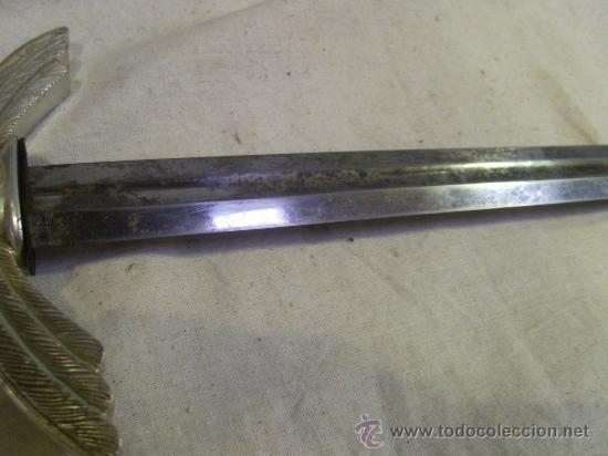 Militaria: Alemania. III Reich. Espada Alemana de Oficial de la Luftwafe. - Foto 10 - 27365099