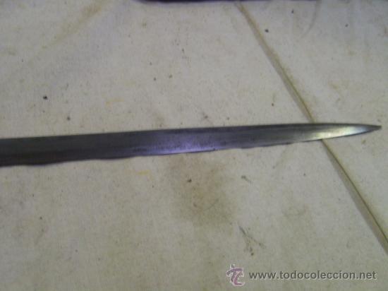 Militaria: Alemania. III Reich. Espada Alemana de Oficial de la Luftwafe. - Foto 13 - 27365099