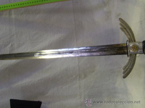 Militaria: Alemania. III Reich. Espada Alemana de Oficial de la Luftwafe. - Foto 19 - 27365099