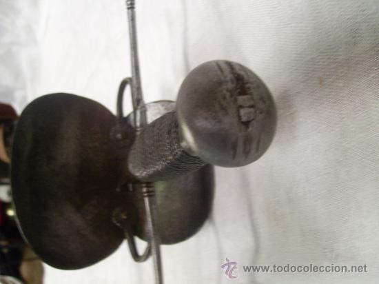 Militaria: Espada ropera con guarnición de concha. Siglo XVII /XVIII. Posiblemente fabricada en Alemania. - Foto 14 - 27970530