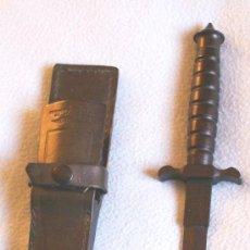 Militaria: (CUCHILLO-NAVAJA) CUCHILLO DAGA GIL HIBBEN BLACK SHADOW . Lote 31190547