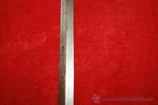 Militaria: ESPADA DE FINALES DEL SIGLO XVI PAPPENHEIMER - Foto 32 - 32628144