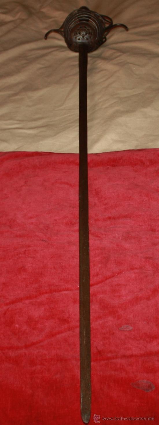 Militaria: ESPADA DE FINALES DEL SIGLO XVI PAPPENHEIMER - Foto 25 - 32628144