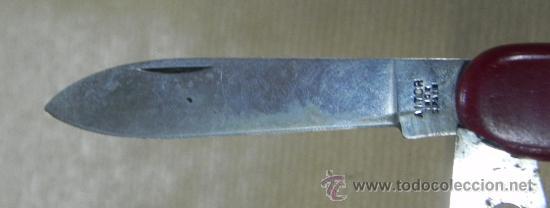 Militaria: ANTIGUA NAVAJA MULTIUSOS, MARCA AITOR, OLD KNIFE, MIDE ABIERTA 16 CMS, - Foto 3 - 33507597