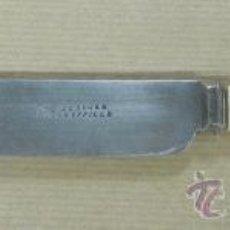 Militaria: ANTIGUO CUCHILLO BEDFORD SHEFFIELD, OLD KNIFE, EL CUCHILLO ESTA SIN LIMPIAR, MANGO TIENE UNA PEQUEÑA. Lote 33537493
