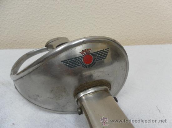 Militaria: Espada-sable de Aviación Ejercito del Aire Época de Franco. Fábrica de Toledo. - Foto 2 - 36181695