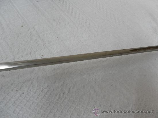 Militaria: Espada-sable de Aviación Ejercito del Aire Época de Franco. Fábrica de Toledo. - Foto 38 - 36181695