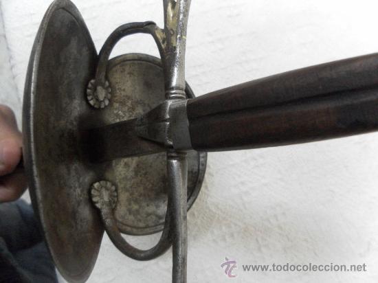 Militaria: Espada española. Siglo XVII / XVIII. . - Foto 16 - 36413366