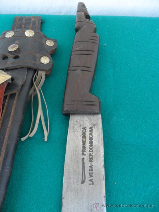 Militaria: cuchillo republica dominicana - Foto 2 - 36753237