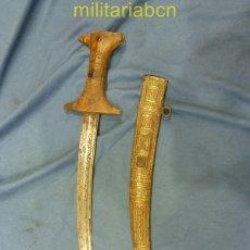 Militaria: GUMÍA MARROQUÍ. PRINCIPIOS SIGLO XX. PROCEDE DE LA COLECCIÓN DE UN OFICIAL DE SERVICIO EN AFRICA.. Lote 39367411