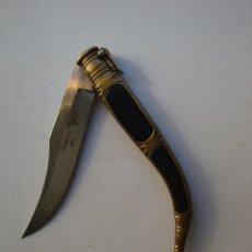 Militaria: NAVAJA DE BOLSILLO THE LAST FIGHTER-- ESPAÑOLA--. Lote 40396972