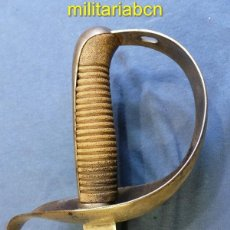 Militaria: SABLE DE OFICIAL DE INFANTERÍA MODELO 1887. VAINA CON UNA ABRAZADERA. . Lote 41304233