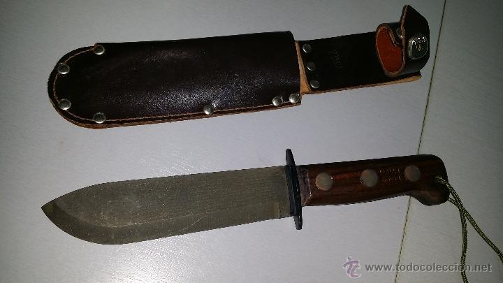 Cuchillo Militar De Supervivencia Ingles Britan Vendido En Venta