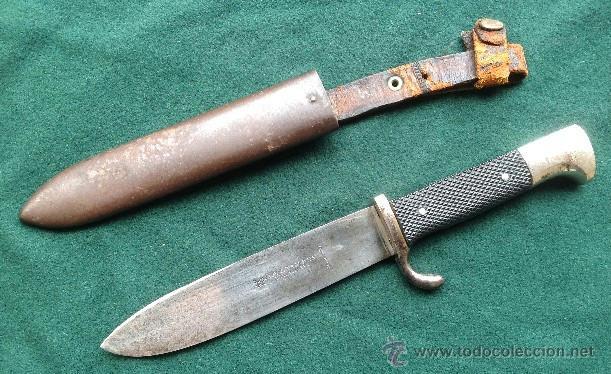 Militaria: Cuchillo de las Juventudes Hitlerianas - Foto 2 - 155321473