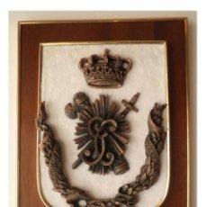 Militaria: METOPA DE LA GUARDIA CIVIL DE SABADELL. Lote 43966261