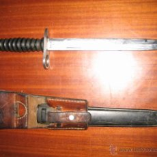 Militaria: BAYONETA SUIZA M-57. Lote 120763864
