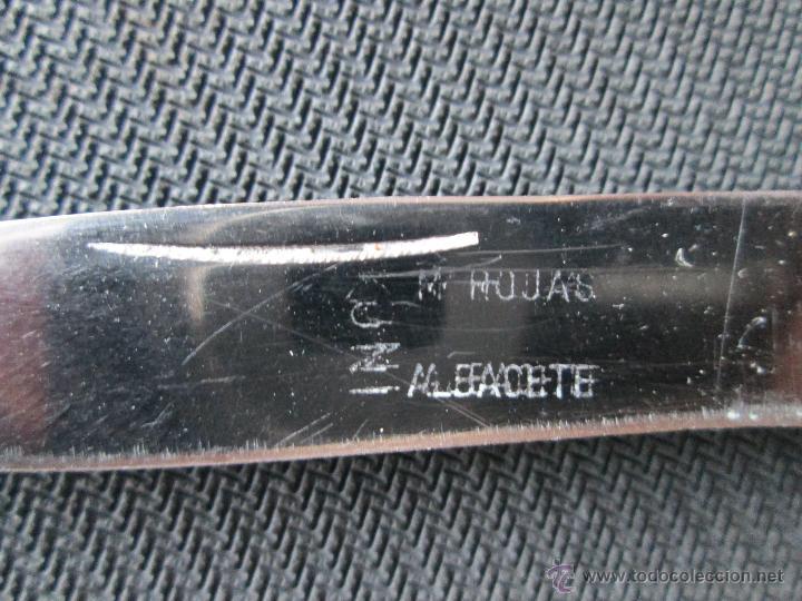 Militaria: NAVAJA M ROJAS ALBACETE - Foto 3 - 51049048