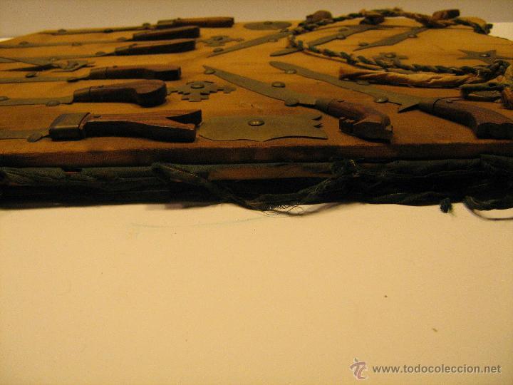 Militaria: Panoplia antigua armas Filipinas espada kris barong ... - Foto 4 - 52960299