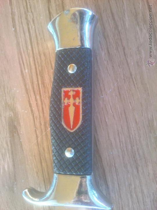 Militaria: CUCHILLO MACHETE EJERCITO VER MARCAJE - Foto 2 - 53054219