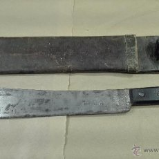 Militaria: MACHETE S J. KITCHIN.LTD SHEFFIELD 1946 . Lote 53170788