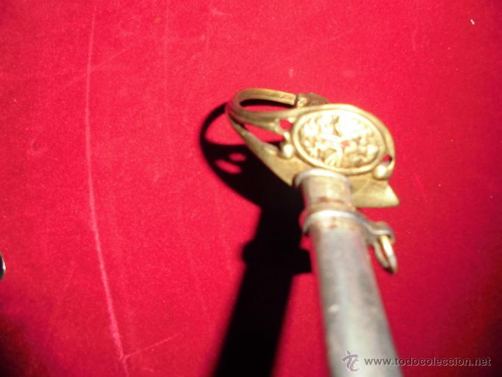 Militaria: precioso mini-expositor con tres mini sables españoles - Foto 7 - 53267667